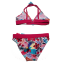 Costum de baie cu imprimeu floral multicolor
