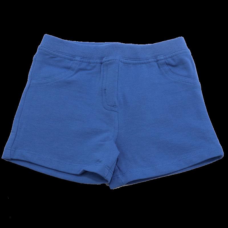 Pantaloni scurți albaștri
