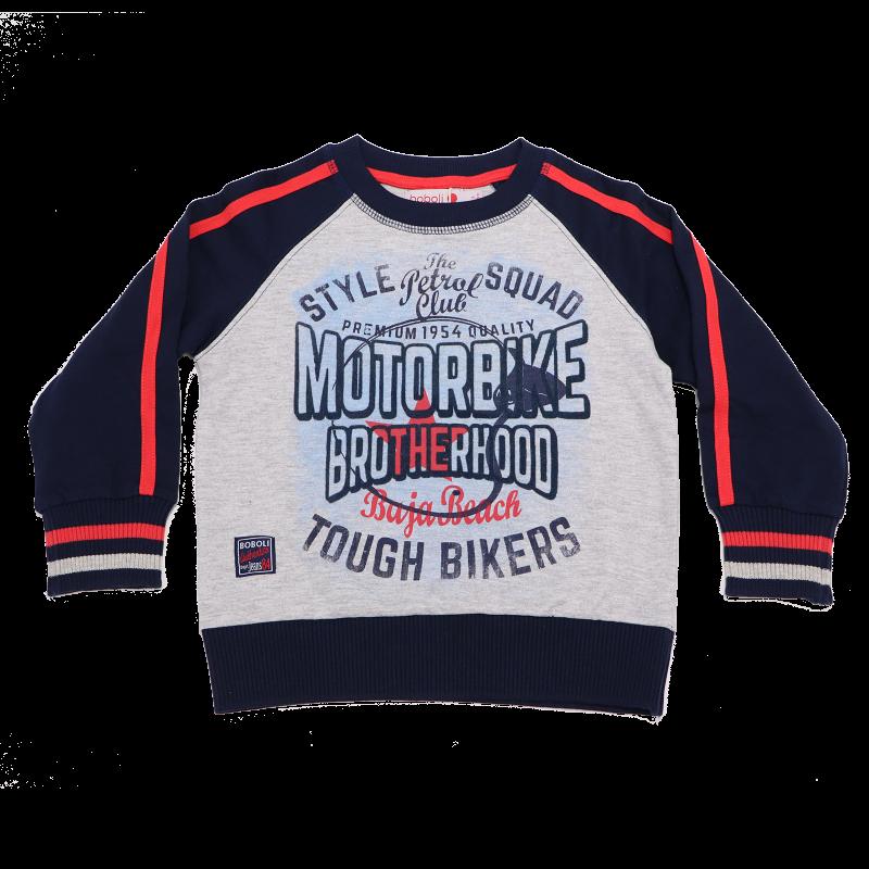 Bluză sport Motorbike Brotherhood