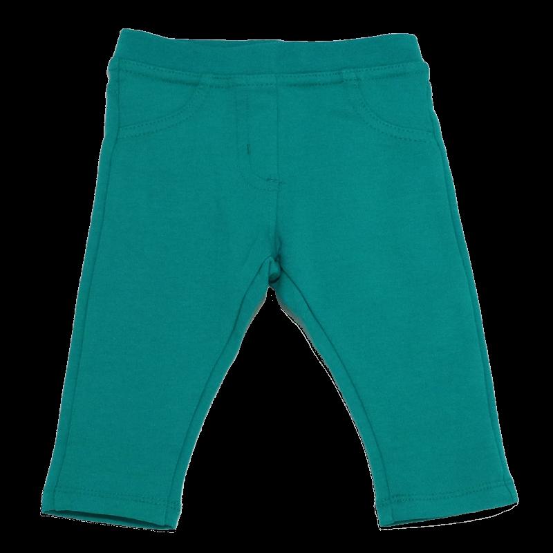 Pantaloni de toamnă cu buzunare la spate