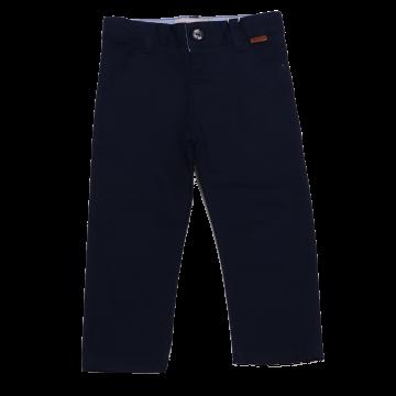 Pantaloni eleganți chino bleumarin 713034