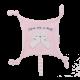 Doudou - prieten la somn pisicuță roz