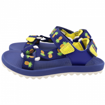 Sandale sport cu imprimeu ananas. Clarks. Marimea 27 și 30