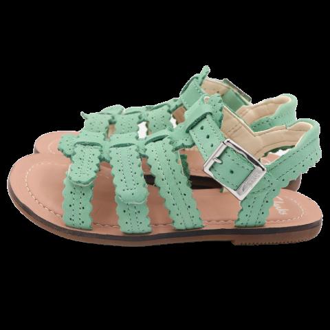 Sandale din piele naturală. Clarks . Mărimea 27