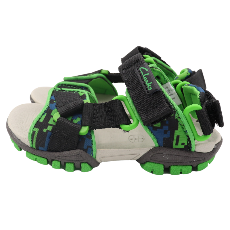 Sandale Zalmo sport verzi