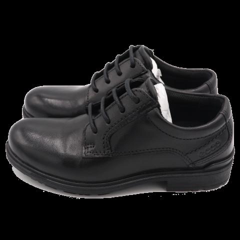 Pantofi negri eleganți Cohen