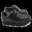 Pantofi negri pentru școală Crown Tate