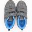 Pantofi sport gri și albastru