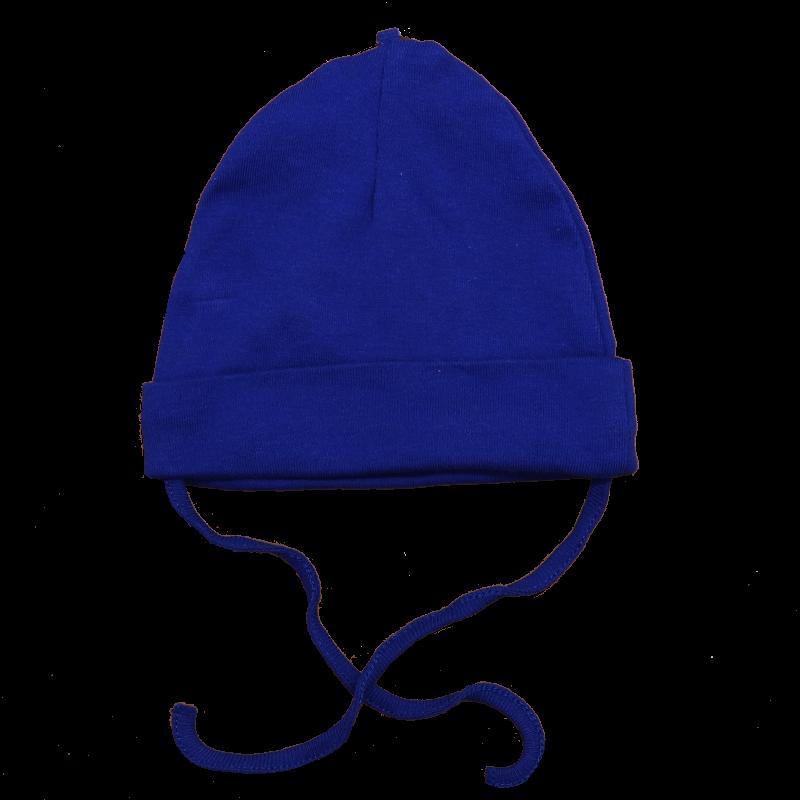 Căciuliță Basic albastră