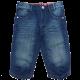 Pantaloni scurți din denim albastru