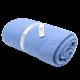 Pătură din lână fleece organică moale