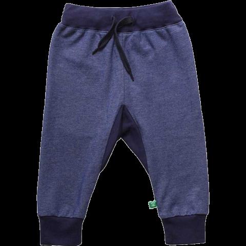 Pantaloni pentru copii cu aspect denim