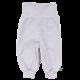 Pantaloni Alfa gri deschis cu genunchi întăriți