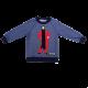 Bluză Hr. Skaeg din bumbac organic