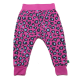 Pantaloni violet Animal Funky