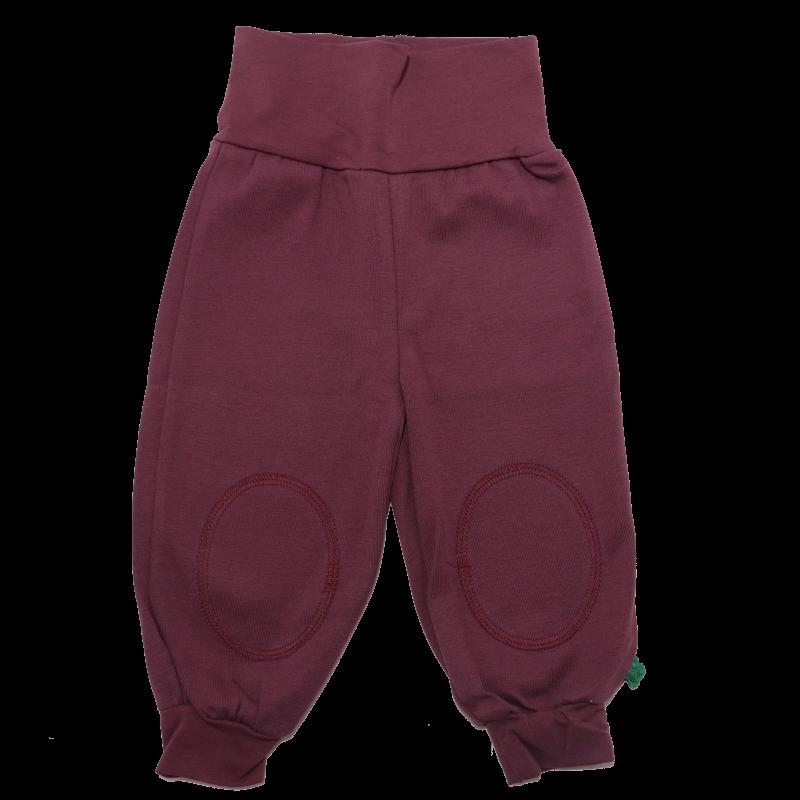 Pantaloni Alfa mov prună