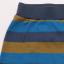 Pantaloni bleumarin cu dungi late