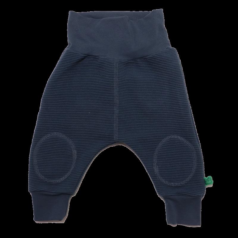 Pantaloni bleumarin grosuți Otoman Funky