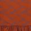 Rochie maro cu mânecă scurtă și imprimeu păsări mov