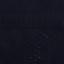 Romper bleumarin, tricotat din bumbac organic moale