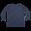 Bluziță bleumarin cu mânecă lungă cu imprimeu minge de fotbal american