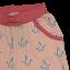 Pantaloni cu imprimeu origami