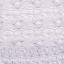 Rochie albă cu imprimeu valuri bleumarin