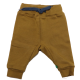 Pantaloni groși olive închis