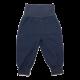 Pantaloni bleumarin cu buzunar în față