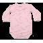 Body cu mânecă lungă roz Dazel