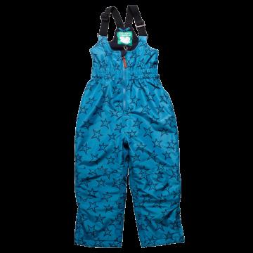 Pantaloni zăpadă și ski pentru copii, albaștri, Fred's World