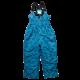 Pantaloni albaștri de zăpadă și ski