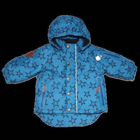 Geacă pentru copii, zăpadă și ski, albastră, Fred's World