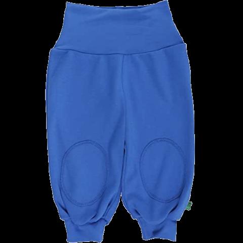 Pantaloni Alfa albastru aprins cu genunchi întăriți