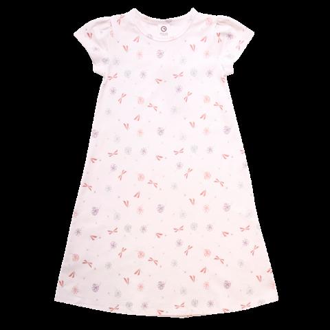 Rochiță de vară pentru fete cu imprimeu floral