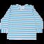 Pijamale pentru copii cu dungi bleu