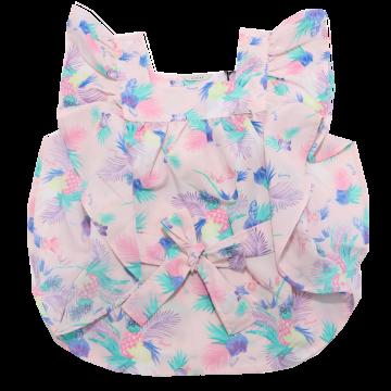 Bluză vaporoasă tip fluture