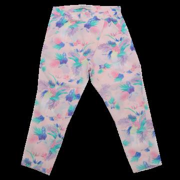 Pantaloni răcoroși roz