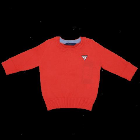 Bluză moale cu mânecă lungă și logo