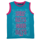 Maiou cu imprimeu Surf Days Good Days