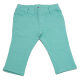 Pantaloni comozi verde mentă