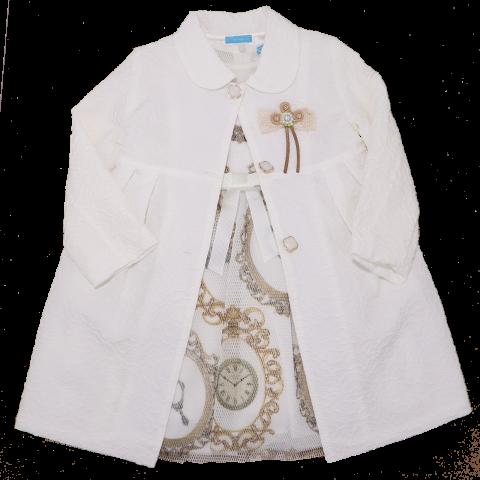 Set Versa rochie cu palton subțire