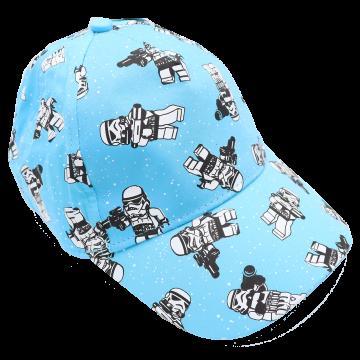 Șapcă bleu Star Wars Lego Wear 8-12 ani (54 cm)