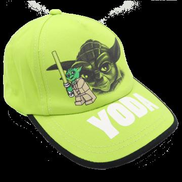Șapcă verde Yoda