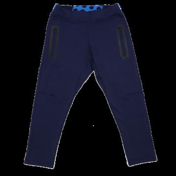 Pantaloni de trening bleumarin Ping 605