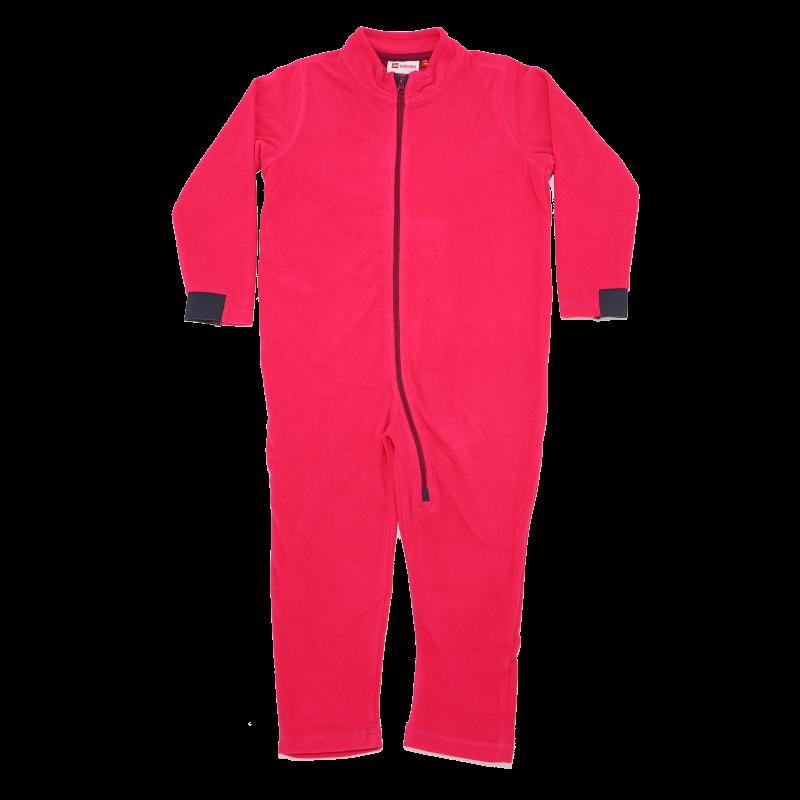 Salopetă fleece roz Sander 775