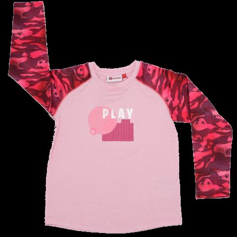 Bluză sport roz Thea 701