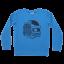 Bluză sport albastră Siam 116