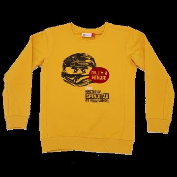 Bluză sport galbenă Sebastian 717