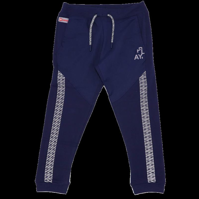 Pantaloni de trening cu bandă reflectorizantă Platon 101